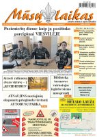 Mūsų Laikas - Jurbarko rajono laikraštis, Nr. 26 (1126)