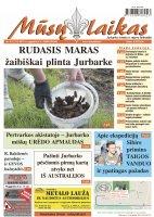 Mūsų Laikas - Jurbarko rajono laikraštis, Nr. 31(1131)