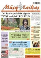 Mūsų Laikas - Jurbarko rajono laikraštis, Nr. 32(1132)