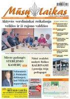 Mūsų Laikas - Jurbarko rajono laikraštis, Nr. 36 (1136)