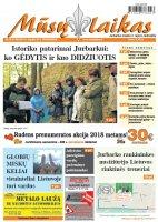 Mūsų Laikas - Jurbarko rajono laikraštis, Nr. 38 (1138)