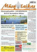 Mūsų Laikas - Jurbarko rajono laikraštis, Nr. 39 (1139)