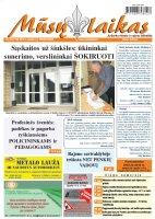 Mūsų Laikas - Jurbarko rajono laikraštis, Nr. 40 (1140)