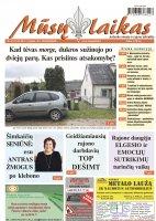 Mūsų Laikas - Jurbarko rajono laikraštis, Nr. 41 (1141)