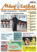 Mūsų Laikas - Jurbarko rajono laikraštis, Nr. 45 (1145)