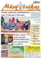 Mūsų Laikas - Jurbarko rajono laikraštis, Nr. 48 (1148)