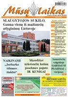 Mūsų Laikas - Jurbarko rajono laikraštis, Nr. 49 (1149)