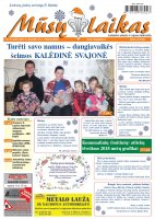 Mūsų Laikas - Jurbarko rajono laikraštis, Nr. 51 (1051)