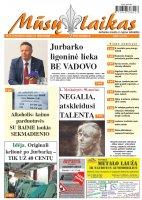 Mūsų Laikas - Jurbarko rajono laikraštis, Nr. 01 (1153)