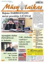 Mūsų Laikas - Jurbarko rajono laikraštis, Nr. 02 (1154)
