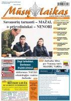 Mūsų Laikas - Jurbarko rajono laikraštis, Nr. 03 (1155)