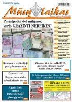 Mūsų Laikas - Jurbarko rajono laikraštis, Nr. 04 (1156)