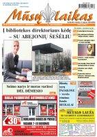Mūsų Laikas - Jurbarko rajono laikraštis, Nr. 05 (1157)