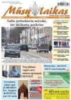 Mūsų Laikas - Jurbarko rajono laikraštis, Nr. 09 (1161)