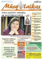 Mūsų Laikas - Jurbarko rajono laikraštis, Nr. 11 (1163)