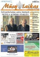 Mūsų Laikas - Jurbarko rajono laikraštis, Nr. 12 (1164)