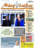 Mūsų Laikas - Jurbarko rajono laikraštis, Nr. 14(1166)
