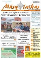 Mūsų Laikas - Jurbarko rajono laikraštis, Nr. 15 (1167)
