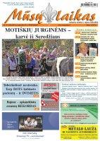 Mūsų Laikas - Jurbarko rajono laikraštis, Nr. 17 (1169)