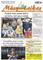 Mūsų Laikas - Jurbarko rajono laikraštis, Nr. 18 (1170)