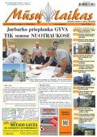 Mūsų Laikas - Jurbarko rajono laikraštis, Nr. 22 (1174)