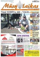 Mūsų Laikas - Jurbarko rajono laikraštis, Nr. 23 (1175)