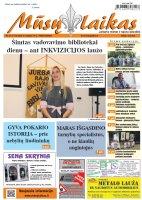 Mūsų Laikas - Jurbarko rajono laikraštis, Nr. 24 (1176)