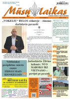 Mūsų Laikas - Jurbarko rajono laikraštis, Nr. 25 (1177)