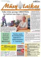 Mūsų Laikas - Jurbarko rajono laikraštis, Nr. 27 (1179)