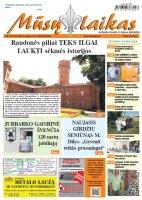 Mūsų Laikas - Jurbarko rajono laikraštis, Nr. 30 (1182)