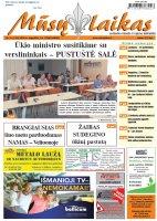 Mūsų Laikas - Jurbarko rajono laikraštis, Nr. 31 (1183)