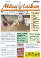 Mūsų Laikas - Jurbarko rajono laikraštis, Nr. 40 (1192)