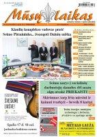Mūsų Laikas - Jurbarko rajono laikraštis, Nr. 41 (1193)
