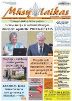 Mūsų Laikas - Jurbarko rajono laikraštis, Nr. 43 (1195)