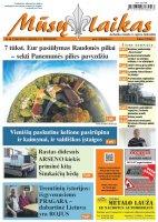 Mūsų Laikas - Jurbarko rajono laikraštis, Nr. 44 (1196)