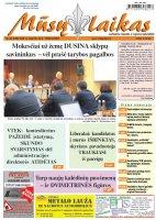Mūsų Laikas - Jurbarko rajono laikraštis, Nr. 48 (1200)