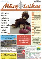 Mūsų Laikas - Jurbarko rajono laikraštis, Nr. 49 (1201)