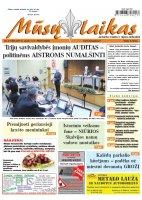 Mūsų Laikas - Jurbarko rajono laikraštis, Nr. 2 (1206)