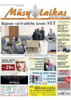 Mūsų Laikas - Jurbarko rajono laikraštis, Nr. 04(1208)