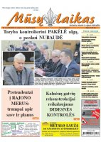 Mūsų Laikas - Jurbarko rajono laikraštis, Nr. 06