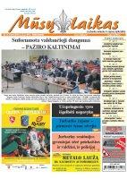 Mūsų Laikas - Jurbarko rajono laikraštis, Nr. 13 (1217)