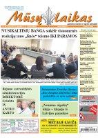 Mūsų Laikas - Jurbarko rajono laikraštis, Nr. 22 (1226)