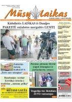 Mūsų Laikas - Jurbarko rajono laikraštis, Nr. 24 (1228)