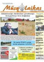 Mūsų Laikas - Jurbarko rajono laikraštis, Nr. 31 (1235)