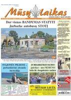 Mūsų Laikas - Jurbarko rajono laikraštis, Nr. 36 (1240)