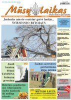 Mūsų Laikas - Jurbarko rajono laikraštis, Nr. 43 (1247)