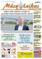 Mūsų Laikas - Jurbarko rajono laikraštis, Nr. 02 (1258)