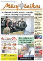 Mūsų Laikas - Jurbarko rajono laikraštis, Nr. 04 (1260)