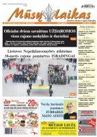 Mūsų Laikas - Jurbarko rajono laikraštis, Nr. 11 (1267)