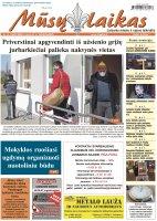 Mūsų Laikas - Jurbarko rajono laikraštis, Nr. 13 (1269)